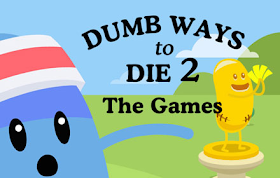 Dumb Ways to Die 2 HTML5 Game
