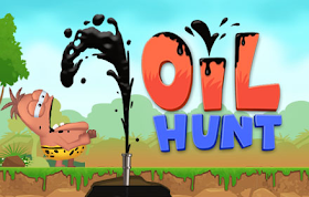 Oil Hunt HTML5 Game