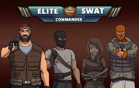 Elite SWAT Commander HTML5 Game