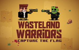 Wasteland Warriors Capture The Flag HTML5 Game