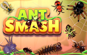 Ant Smash HTML5 Game