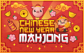 Chinese New Year Mahjong HTML5 Game