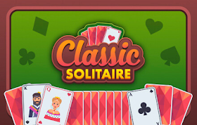 Classic Solitaire HTML5 Game
