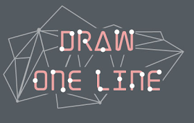 Draw One Line HTML5 Game