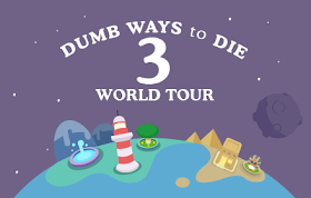 Dumb Ways to Die 3 HTML5 Game