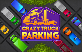 Crazy Truck Parking HTML5 Game