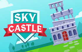 Sky Castle HTML5 Game