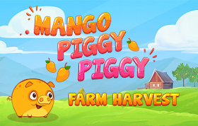 Mango Piggy Piggy - Farm HTML5 Game