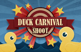 Duck Carnival Shoot HTML5 Game