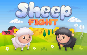 Sheep Fight HTML5 Game