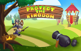 Protect The Kingdom HTML5 Game