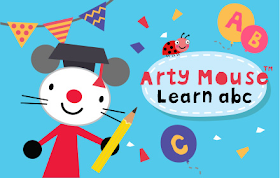 Arty Mouse Learn ABC HTML5 Game