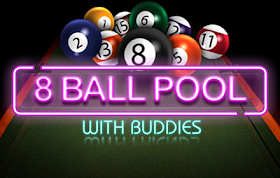 8 Ball Pool HTML5 Game