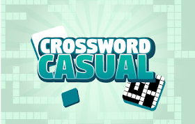 Crossword Casual HTML5 Game