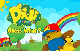 Didi & Friends Guess What? HTML5 Game