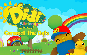 Didi and Friends Connect The Dots HTML5 Game