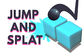 Jump and Splat HTML5 Game