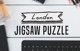 London Jigsaw Puzzle HTML5 Game