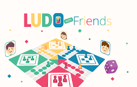 Ludo with Friends HTML5 Game