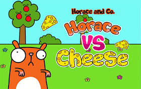 Horace vs Cheese HTML5 Game
