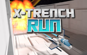 X Trench Run HTML5 Game
