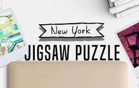 New York Jigsaw Puzzle HTML5 Game
