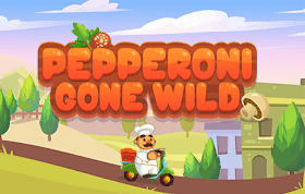 Pepperoni Gone Wild HTML5 Game