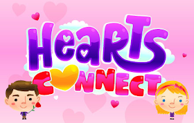 Hearts Connect HTML5 Game