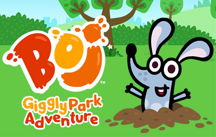 Kids HTML5 Games - Boj Giggly Park Adventure