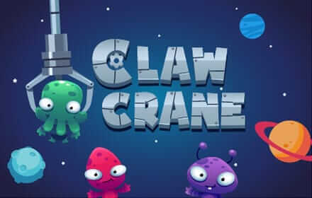 Kids HTML5 Games - Claw Crane Toy Picker Game