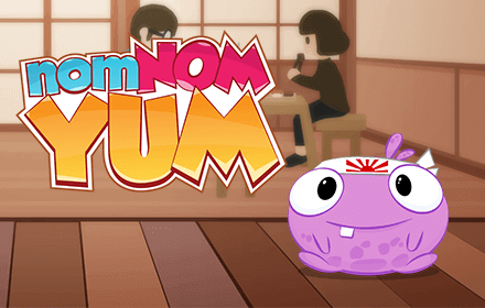 Kids HTML5 Games - Nom Nom Yum
