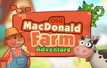 Kids HTML5 Games - Old Macdonald Farm