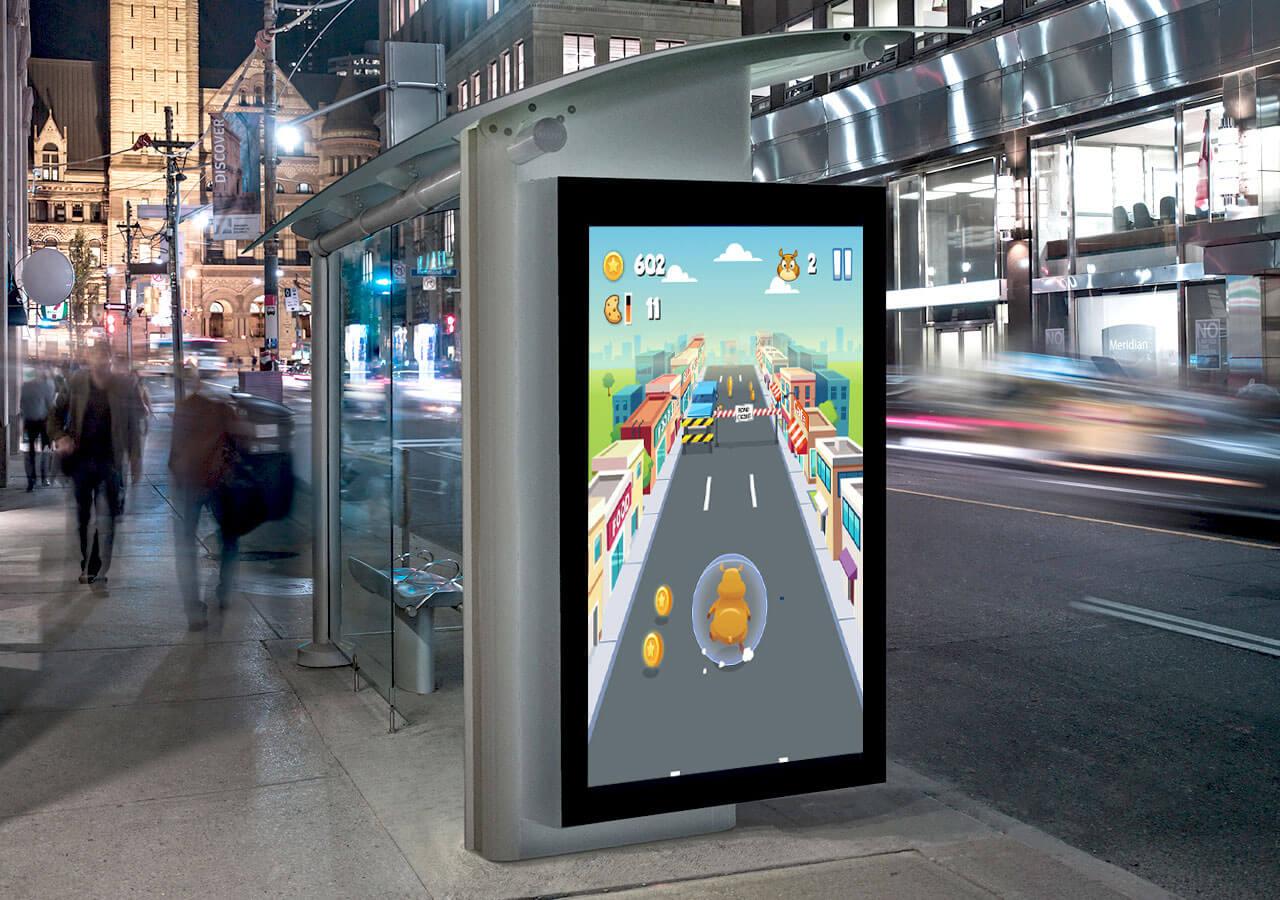 MarketJS - Digital Signage Games Development