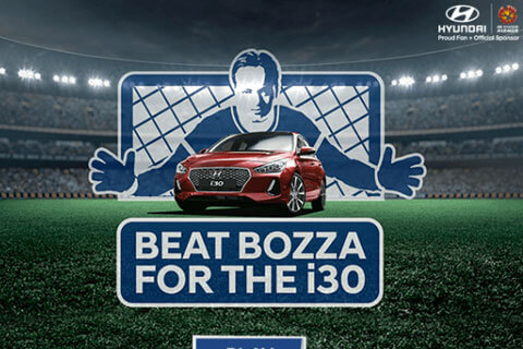 Hyundai Beat Bozza HTML5 Game