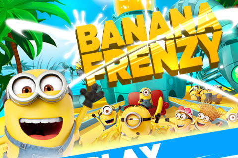 Minions HTML5 Game Banana Frenzy
