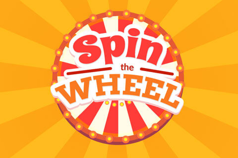 Spin The Wheel Label HTML5 Game