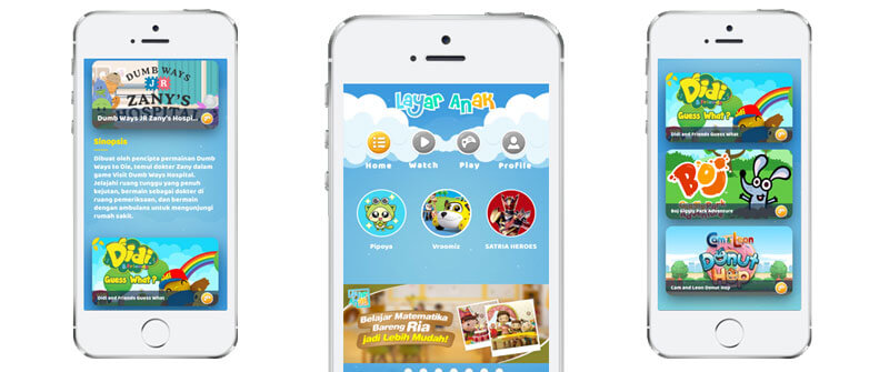 Game Feed API Case Study Layar Anak Axis Indonesia