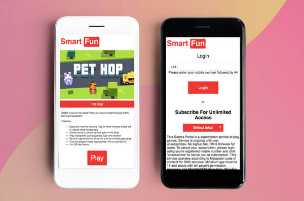 Game Feed API Use Case Telcos VAS Content Aggregators
