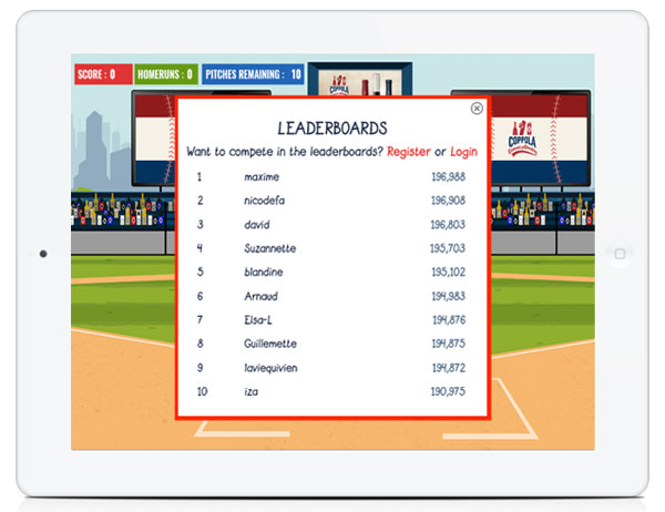 Gamification With Leaderboards