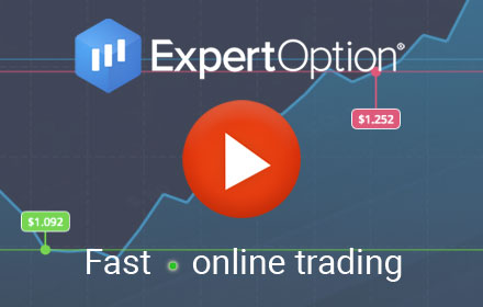 Playable Ad HTML5 Expert Option Finance Trading