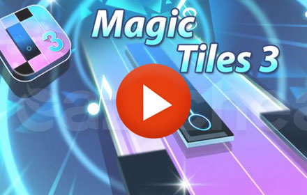 Playable Ad HTML5 Magic Tiles 3