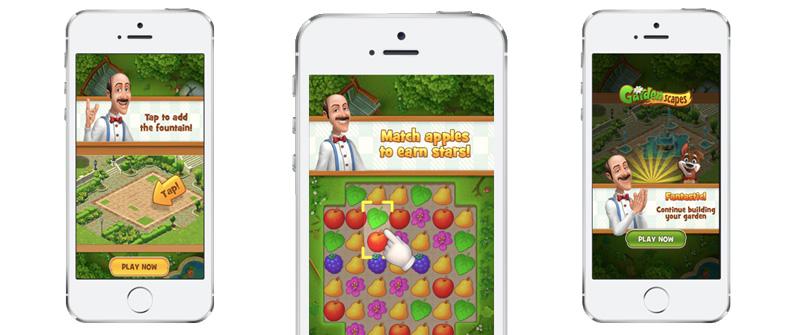 Google Play Instant App - MarketJS