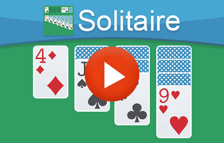Playable Ad HTML5 Solitaire