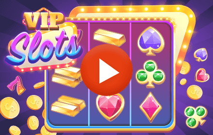 Playable Ad HTML5 VIP Casino Slots Game