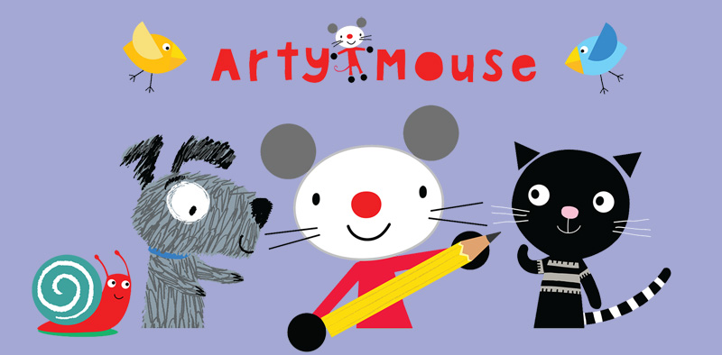 Arty Mouse Build Me HTML5 Game