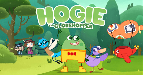 Hogie The Globehopper HTML5 Game